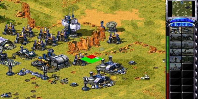 Staré hry na PC: Command & Conquer: Red Alert 2