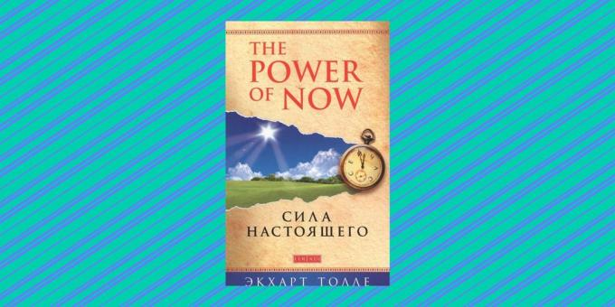 """The Power of Now"" Eckhart Tolle"