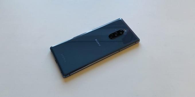 Přehled Sony Xperia 1