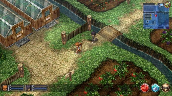 The Legend of Heroes: Trails v nebi