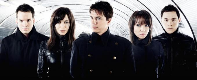 Doctor Who: Torchwood